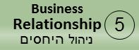 תהליך ניהול קשרים עסקיים – Business Relationship management