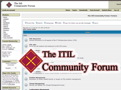 The ITIL Community Forum